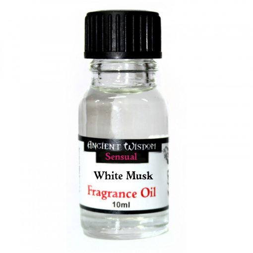 10ml Fehér musk illatolaj