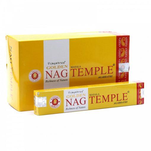 15g Golden Nag Füstölőpálcikák- Templom