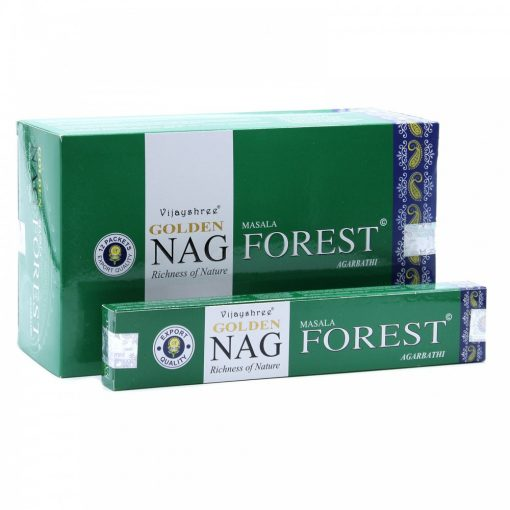 15g Golden Nag Füstölőpálcikák- Erdő
