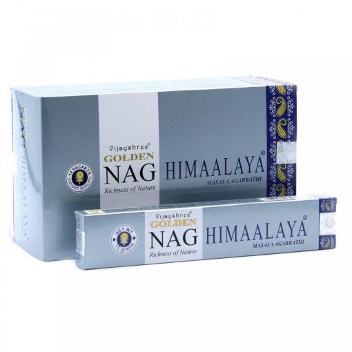 15g Golden Nag Füstölőpálcikák- Himalája