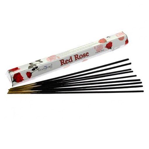 Prémium Füstölő Pálcikák - Piros Rózsa