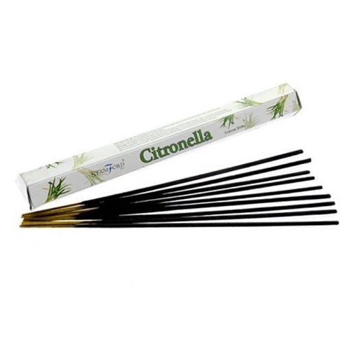 Prémium Füstölő Pálcikák - Citronella