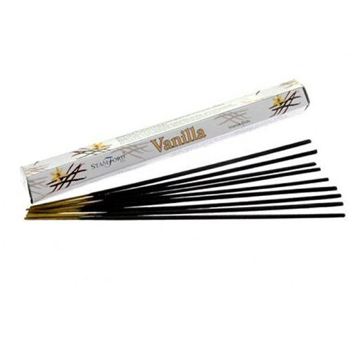 Prémium Füstölő Pálcikák - Vanília