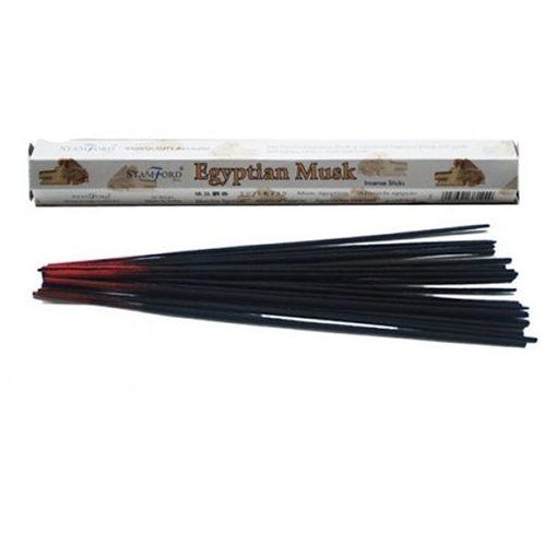 Prémium Füstölő Pálcikák - Egyiptomi Pézsma