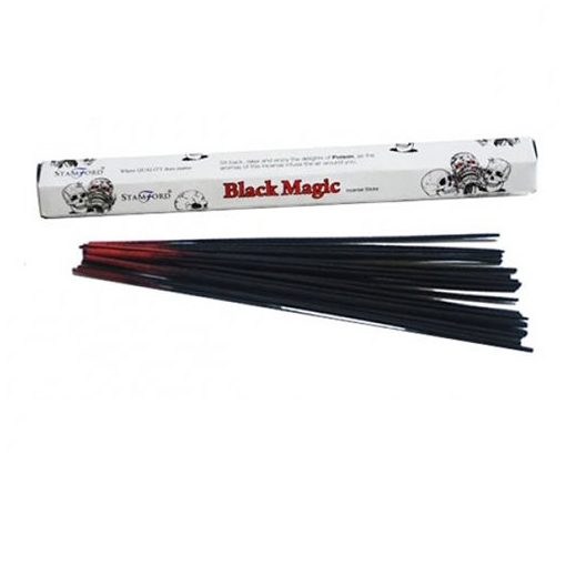 Prémium Füstölő Pálcikák - Fekete Mágia