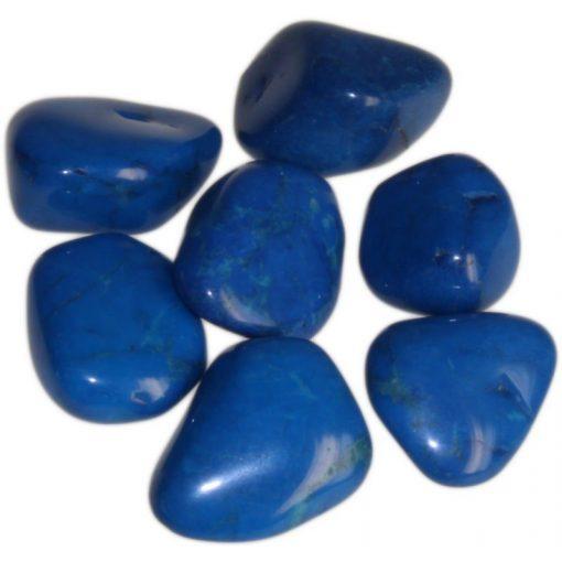 Nagy Marokkövek - Kék Howlit