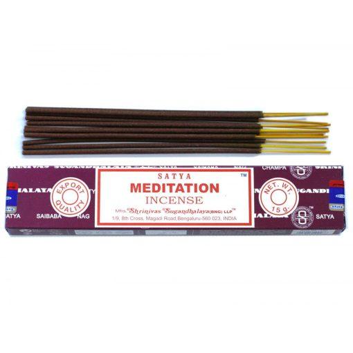 Satya Füstölőpálcikák15gm - Meditáció