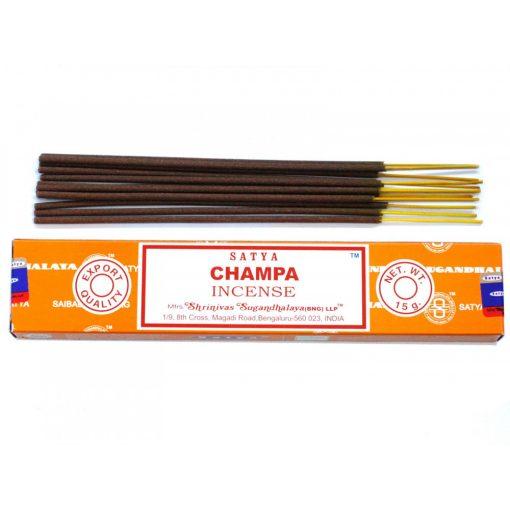 Satya Füstölőpálcikák15gm - Champa