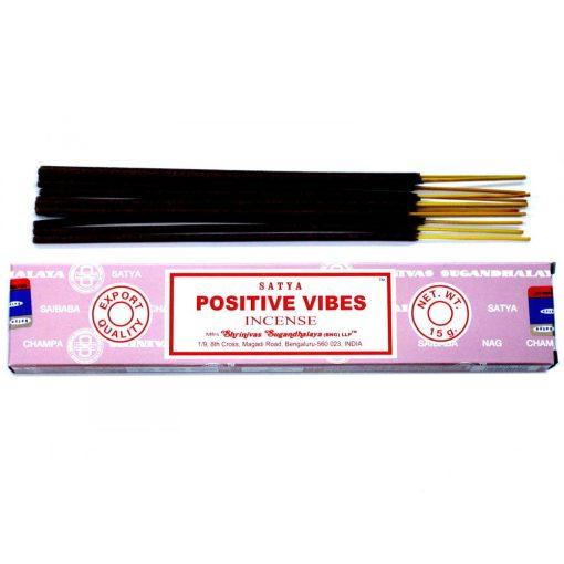 Satya Füstölőpálcikák15gm - Pozitív Vibrációk