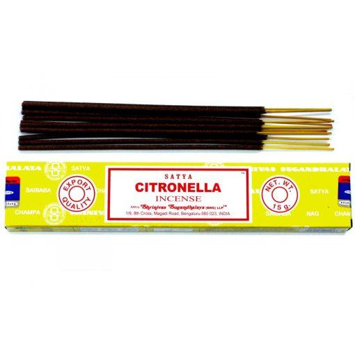 Satya Füstölőpálcikák15gm - Citronella