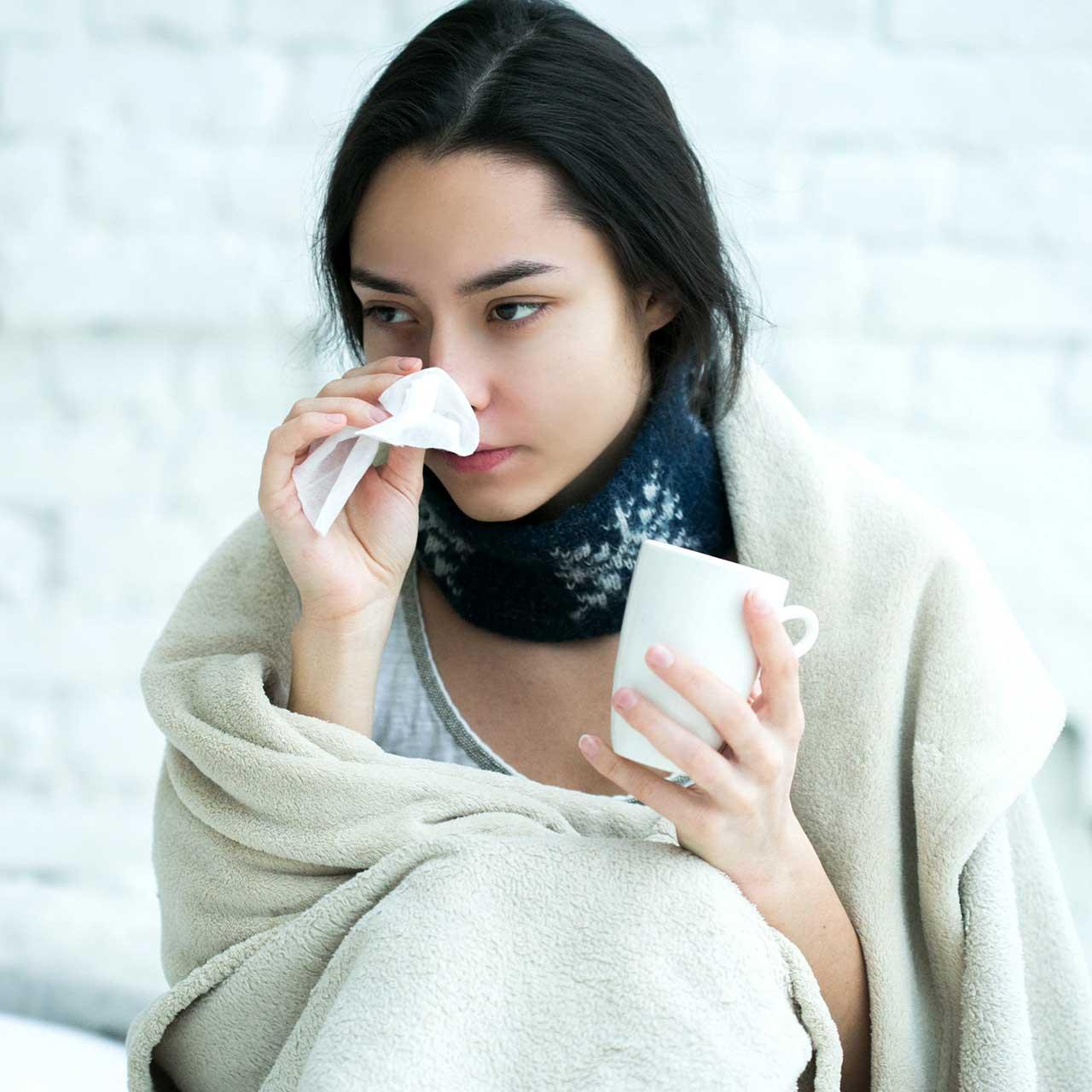 Illóolajokkal védekezhetünk a megfázás ellen?