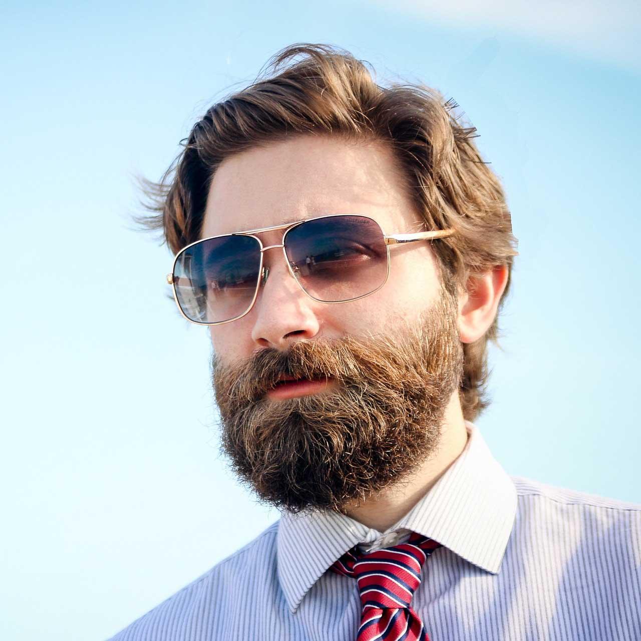 A szakáll is karbantartást igényel